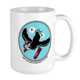 511th TFS Vultures Mug