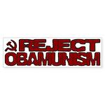 Reject Obamunism Bumper Sticker (10 pk)