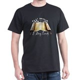 Baal Kriyah Black T-Shirt