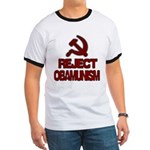Reject Obamunism Ringer T