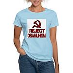 Reject Obamunism Women's Light T-Shirt