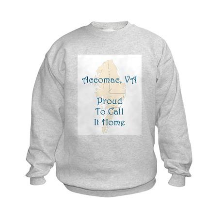 Proud to Call it Home Kids Sweatshirt