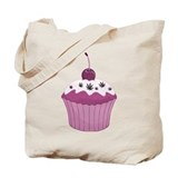 Mary Jane's Pink Cupcake Tote Bag