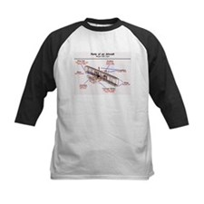 1903 Wright Flyer Parts Tee