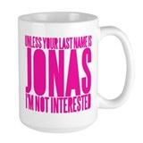 Only A Jonas Bro. Coffee Mug