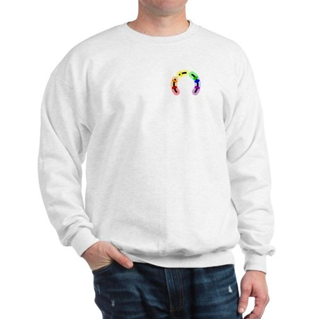 Gay Pocket Morse Sweatshirt