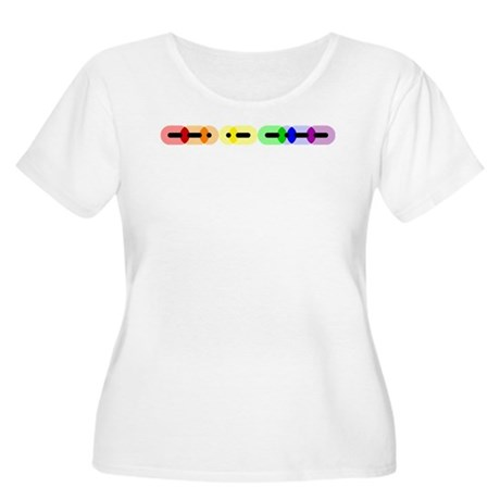 Gay Morse Bar Women's Plus Size Scoop Neck T-Shirt