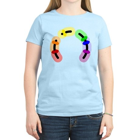 Gay Morse Arc Women's Light T-Shirt