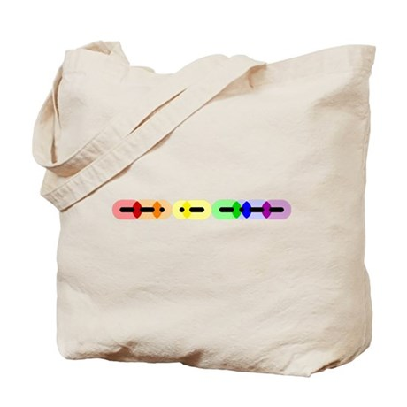 Gay Morse Bar Tote Bag