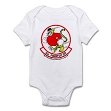 53d FS Tigers Infant Bodysuit
