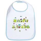 """Happy Easter"" Bib"