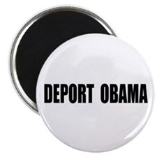 Deport Obama Magnet