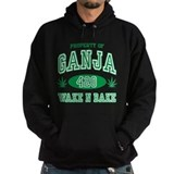 Ganja Legalize It Hoody