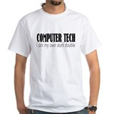 Computer Tech Stunt Double Shirt