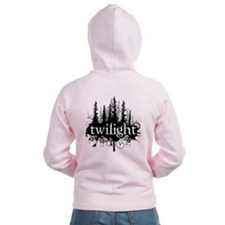 Twilight Zipped Hoody