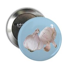 "Just Garlic 2.25"" Button (10 pack)"