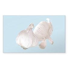 Just Garlic Rectangle Sticker 10 pk)