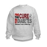 Find The Cure 1 DIABETES Sweatshirt