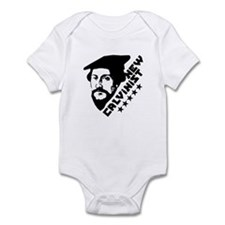 New Calvinist-Comrade Infant Bodysuit