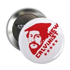 "New Calvinist-Comrade 2.25"" Button"