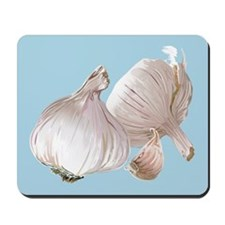 Just Garlic Mousepad