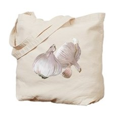Just Garlic Tote Bag