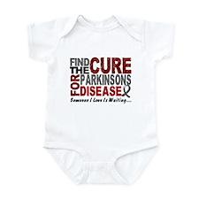 Find The Cure 1 PARKINSONS Infant Bodysuit