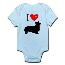 LUV Pembroke Infant Bodysuit