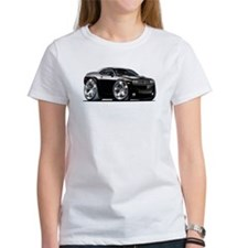 Challenger Black Car Tee