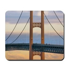 Mackinac Bridge #1083 Mousepad