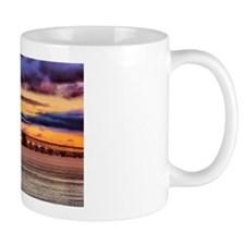 Mackinac Bridge #1157 Mug
