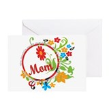 Wonderful Mom Greeting Card