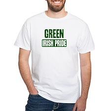 Green irish pride Shirt