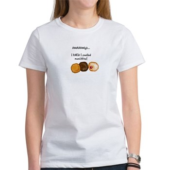 I smell Munchkins Women's T-Shirt | Wonderful Wizard of Oz Clothing | Wizard of Oz T-Shirts