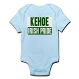 Kehoe irish pride Infant Bodysuit