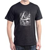 The Caterpillar Black T-Shirt