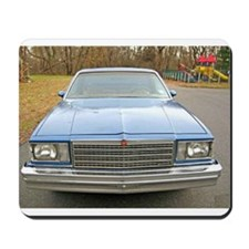 Blue ElCamino Mousepad