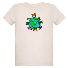 Animal Planet Rescue Organic Kids T-Shirt