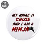 my name is chloe and i am a ninja 3.5
