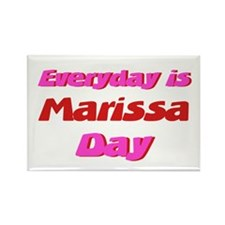 Everyday is Marissa Day Rectangle Magnet