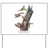 Audubon Flying Squirrel Yard Sign