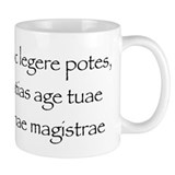 CANE Thank your magistra Mug
