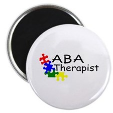 "ABA Therapist 2.25"" Magnet (10 pack)"
