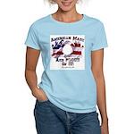 Hand Sign Flag Women's Light T-Shirt