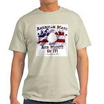 Hand Sign Flag Light T-Shirt
