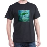 Rainforest Turtle Dark T-Shirt