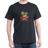 Hot Rod-13-Tan- T-Shirt