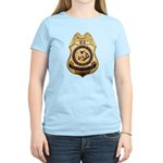 BIA Police Officer Women's Light T-Shirt