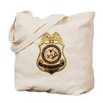 BIA Police Officer Tote Bag