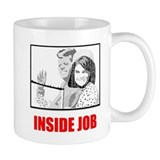 JFK: Inside Job Small Mug